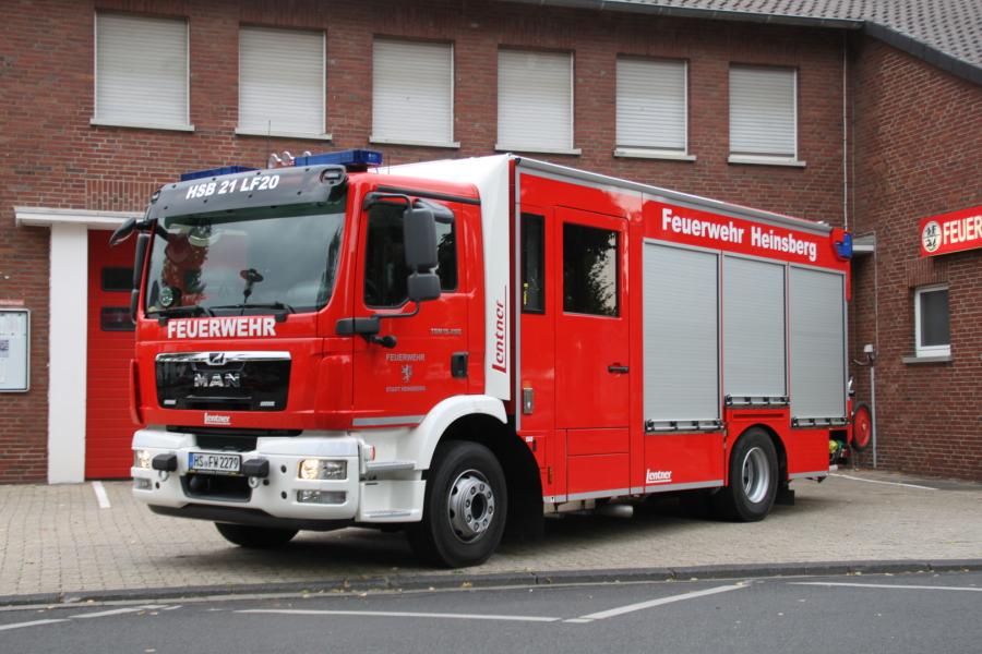 Feuerwehr Oberbruch
